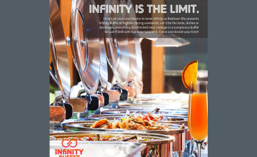 Infinity Buffet by Radisson Blu Kochi