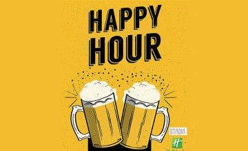 Happy Hour at Holiday Inn Cochin