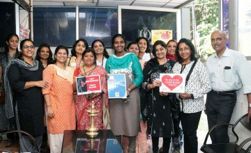 Kochi Women Take Up the Challenge to Save Lives
