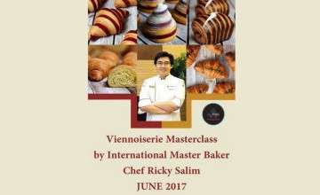 Veinnoisserie Masterclass - Baking Workshop