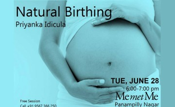 Free Session on Natural Birthing