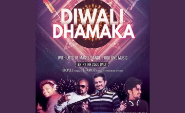 Diwali Dhamaka - Dance, Food, Fun And Music