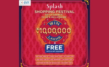 Splash Shopping Festival