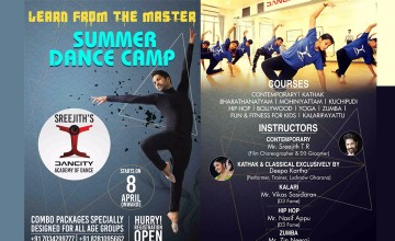 Summer Dance Camp at Dancity