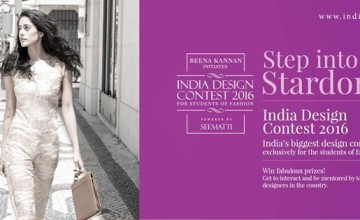 It's not late to be a part of India's Largest Fashion Designing Adventure!