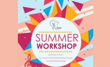 Summer Workshops by JT Pac