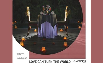 Love Can Turn The World - Valentine's Day Special Dinner