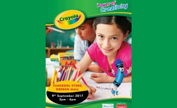 Power Of Creativity - Funskool Event For Kids