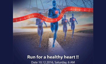 Run For a Healthy Heart