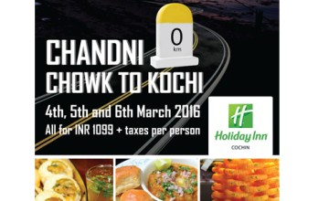 Chandini Chowk to Kochi-Holiday Inn offers