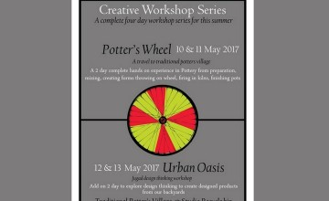Creative Workshop Series