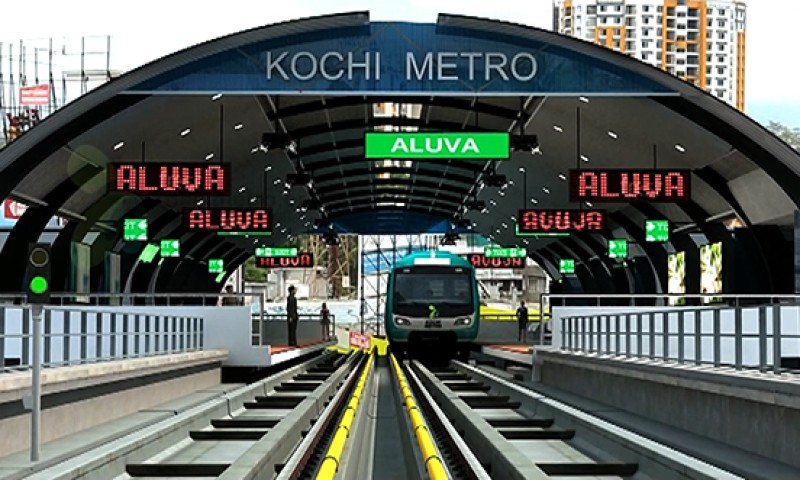 Kochi Metro To Give A Free Ride On The Metro To Special Children & Inmates Of Old Age Homes
