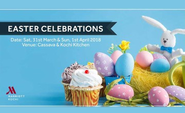 Easter Celebration at Kochi Marriott