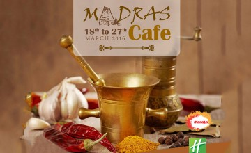 Madras Cafe-Holiday Inn