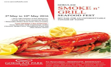 Smoke n' Grill Seafood Fest