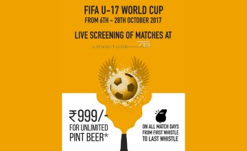 Live Screening Of FIFA U-17 World Cup