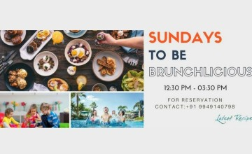Sundays To Be Brunchlicious - Food Fest