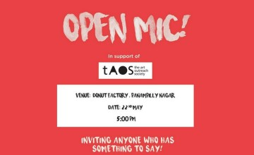 Open Mic by TAOS