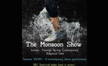 The Monsoon Dance Show