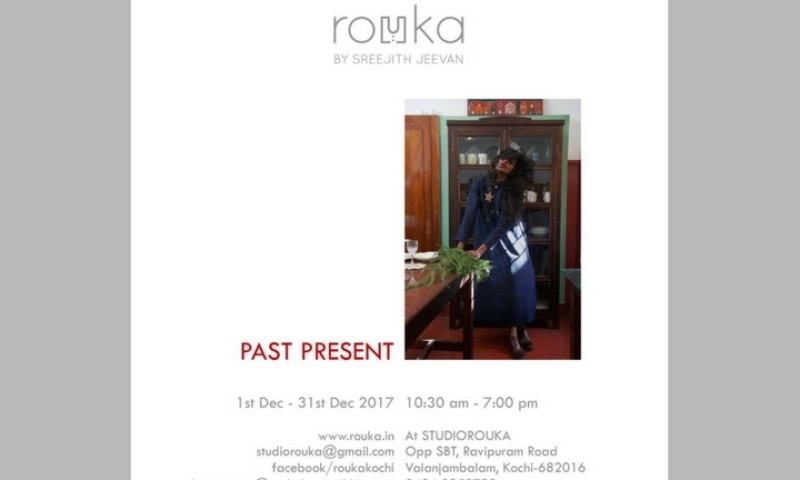 Past Present By Rouka