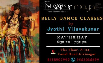 Belly Dance Workshop Kochi