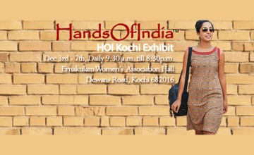 Hands of India Kochi Exhibition