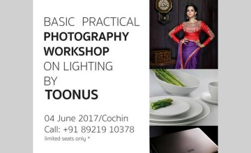 Basic Practical Photography Workshop on Lighting by Toonus