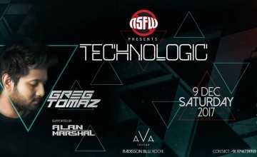 NSFW : Technologic ft Greg Tomaz Supported by Alan Marshal