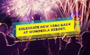 New Year Celebrations & DJ Night