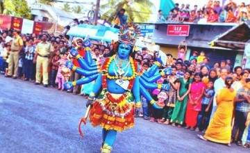 Two more days for Cochin Carnival events to begin! Plan to have fun!