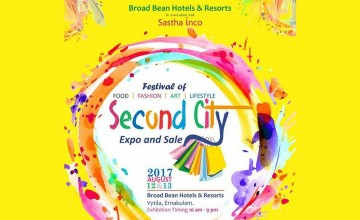 Second City - Food, Fashion, Art and Life Style Expo and Sale