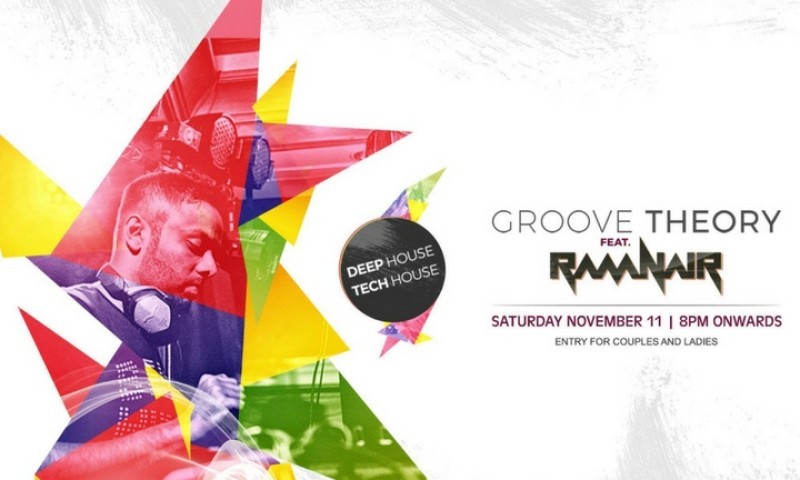 Groove Theory With Ram Nair