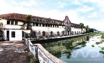 Where Art Thou? Kochi Muziris Biennale Venues