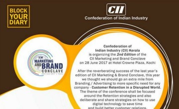 2nd Edition of CII Marketing and Brand Conclave