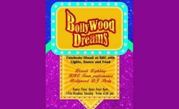 Bollywood Dreams - Diwali At RBC