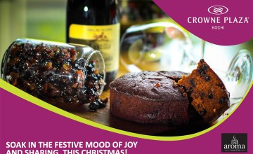 Christmas Special Rich Plum Cakes