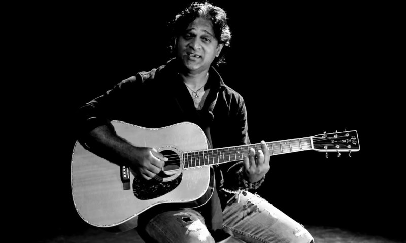 5 Things You Need To Know About India's Rock Poet Suraj Mani