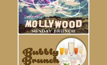 Mollywood Sunday Brunch