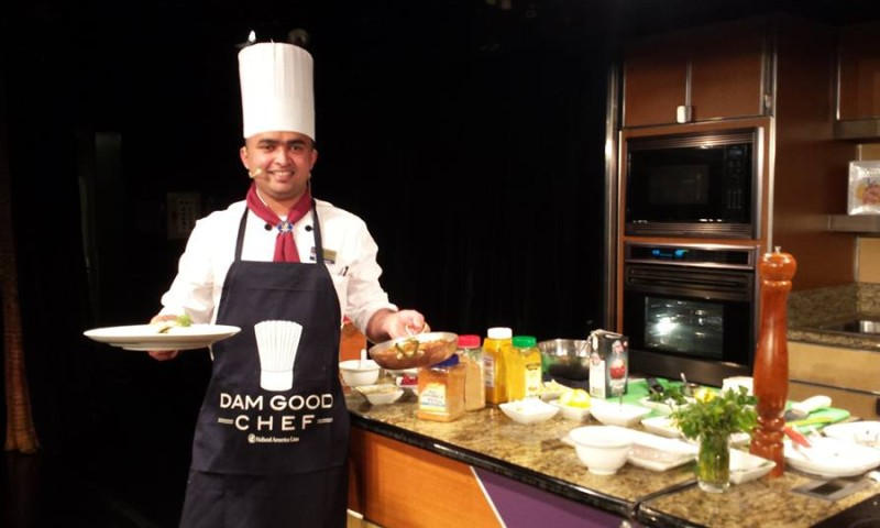 This Chef Can Teach You How To Make Mexican Dishes with Ingredients Available in Kochi