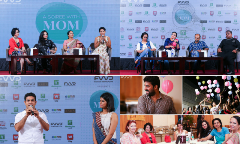 How FWD Media Celebrated Mother's Day: A Soiree With Mom