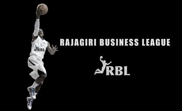 Rajagiri Business League - Basketball tournament