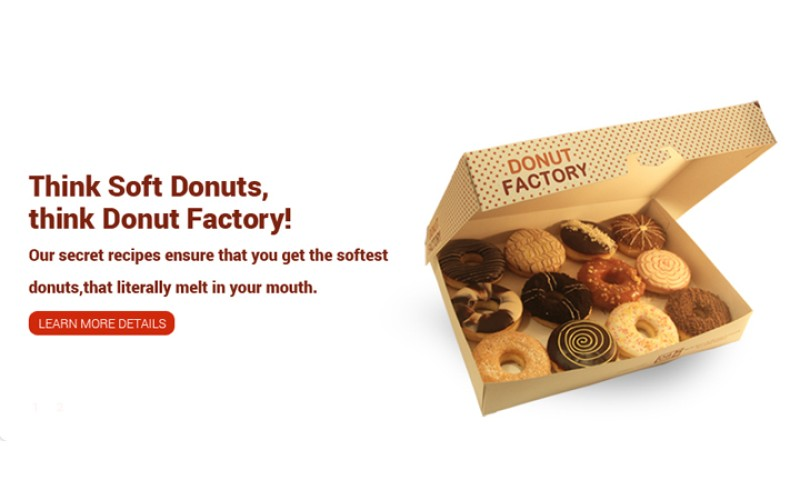 Donut Factory at Panampilly Nagar