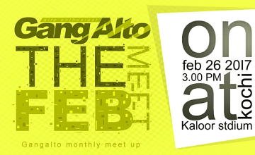 Gang Alto Feb Meet