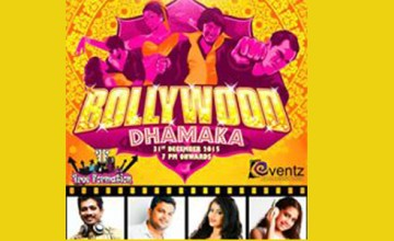 Bollywood  Dhamaka on New Years Eve