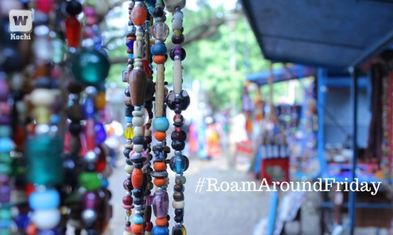 Exploring Kochi with Rs 100- #RoamAroundFriday