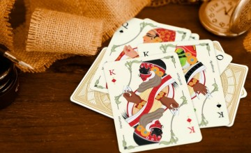 This 'Hyperlocal' Collective Of Designers Makes Collectible Kathakali Playing Cards