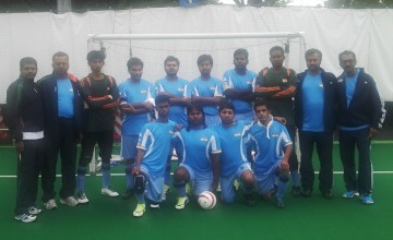 All India Invitational Blind Football Tournament and Orientation Camp