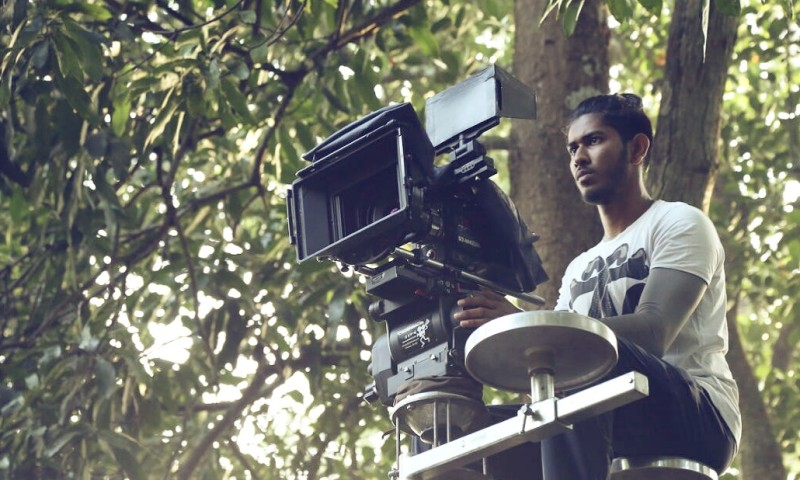 In Conversation With The Youngest Cinematographer of Mollywood Who Debuts With Basheerinte Premalekhanam