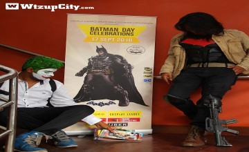 How Batman Stole the Spotlight from Maveli this Onam