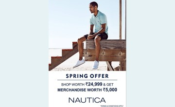 Spring Offer At Nautica